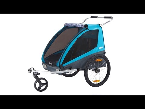 Bike trailer - Thule Coaster XT