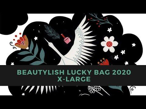 beautylish-lucky-bag-2020-x-large-unboxing