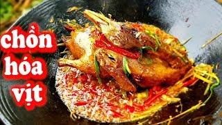 Ẩm Thực Món Chồn Đèn Nướng Mắc Khén Hoa Ban food và Cái Kết Thành Vịt Siêu Cay | Sơn Dược Vlogs #96
