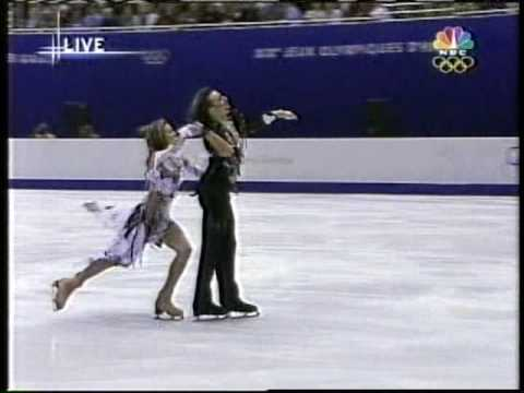 Lobacheva & Averbukh (RUS) - 2002 Salt Lake City, Ice Dancing, Free Dance