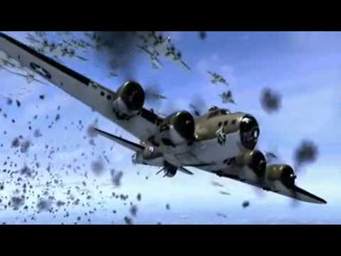 Sabaton - No Bullets Fly World War II Flying Fortress B 17