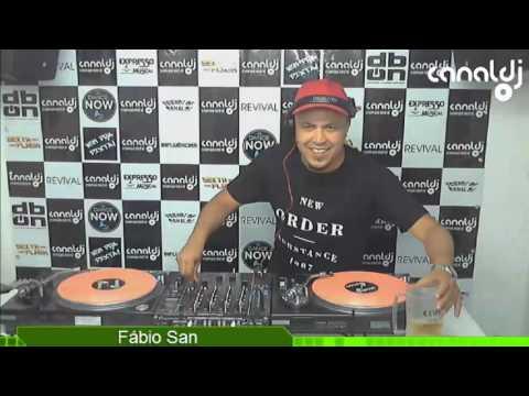 DJ Fábio San - Flash House / 90's / Underground - Especial Carna Flash - 27.02.2017