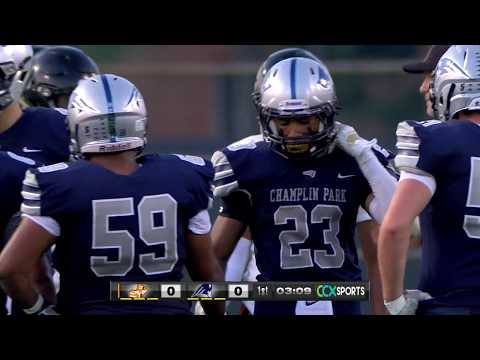 Osseo vs. Champlin Park High School Football