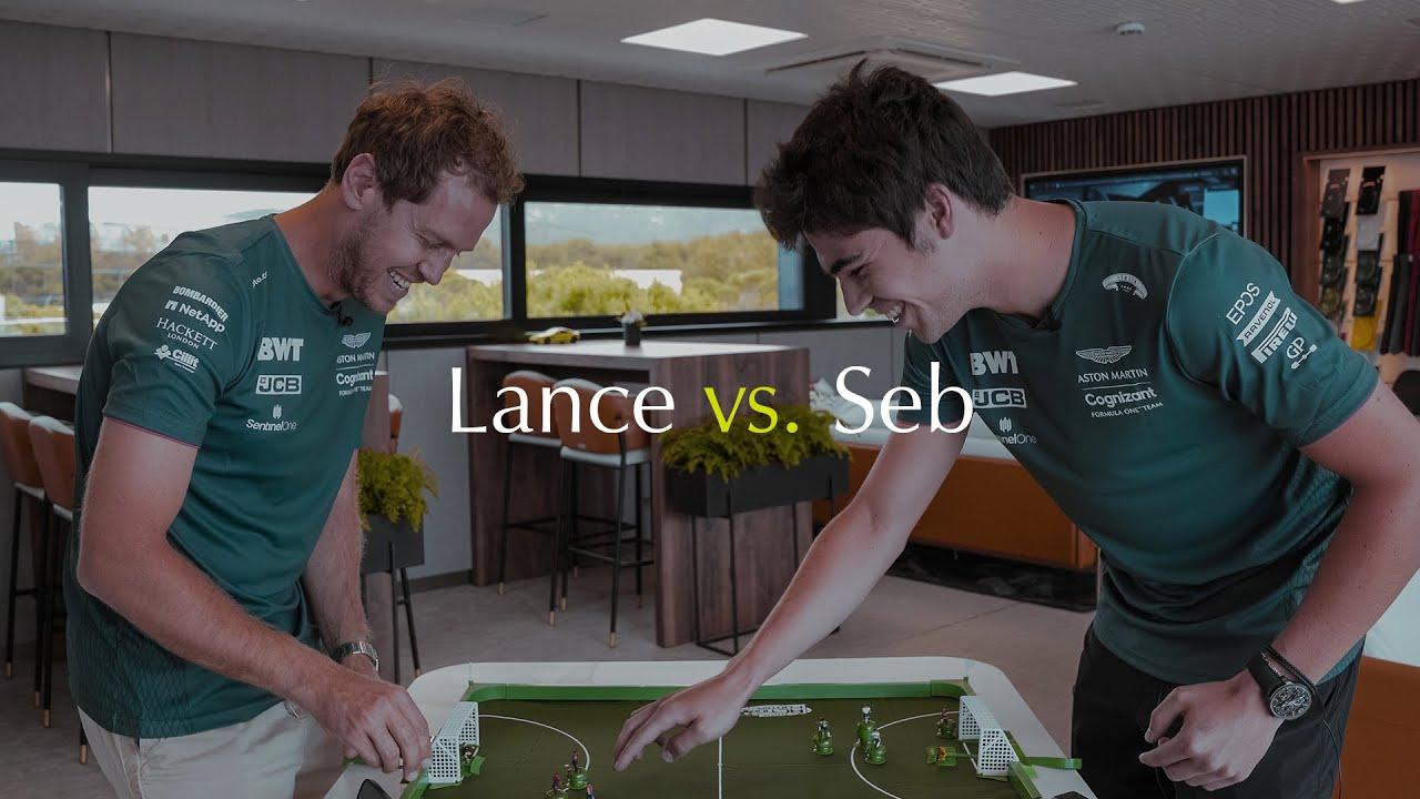 Lance vs. Seb | Euro 2020 Challenge