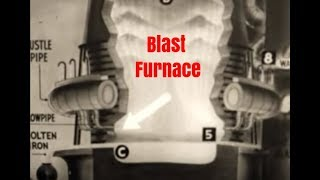 Blast Furnace: The Making of Iron with Animations and Diagrams