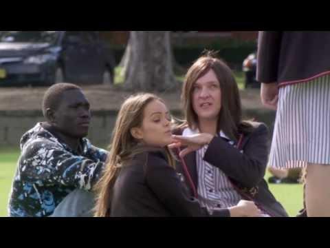 Ja'mie: Private School Girl We're so Quiche!