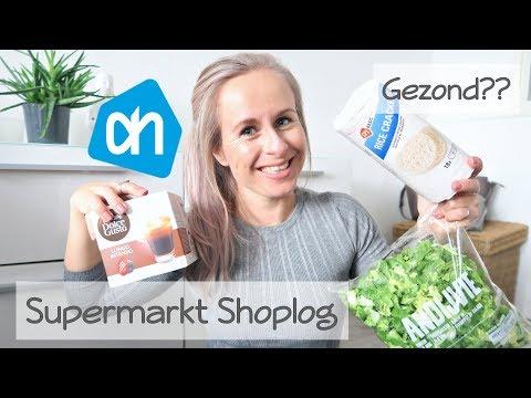 Supermarkt Shoplog -