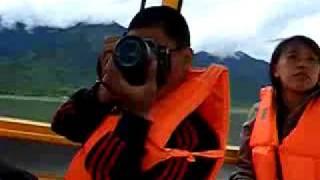Boat Trip In Lin Zhi