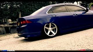 Honda Accord 7/ Acura TSX Stance (low) Overview