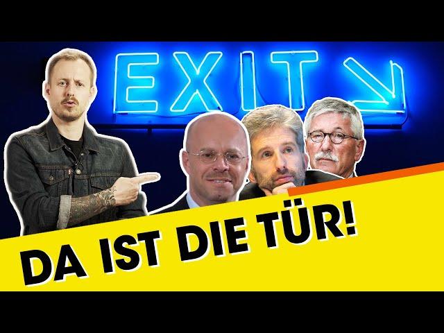 Kalbitz & Co.: Das Problem mit dem Partei-Rauswurf