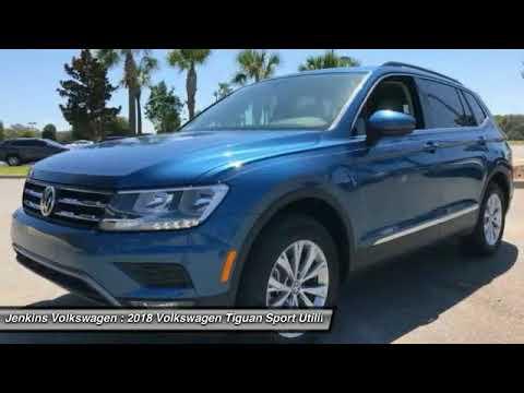 2018 Volkswagen Tiguan Leesburg Florida V5252