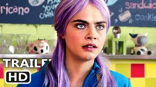 LIFE IN A YEAR Trailer (2020) Cara Delevingne, Jaden Smith, Romance Movie