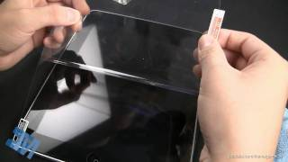 How to Install iPad Screen Protectors