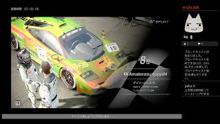 GT  SPORTS  Daily race  6/ 17