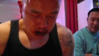 Smoke Eaters 911 Hellfire Challenge