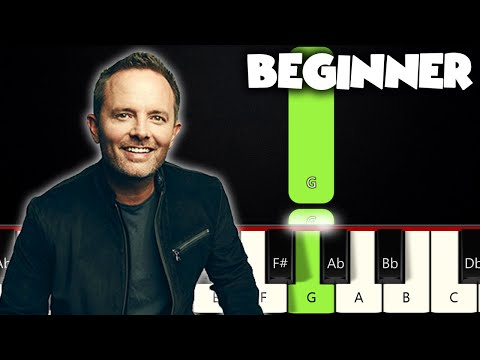How Great Is Our God - Chris Tomlin   BEGINNER PIANO TUTORIAL + SHEET MUSIC by Betacustic