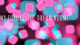 MY DREAM ROOM | ROBLOX STUDIO SPEEDBUILD | PART 1