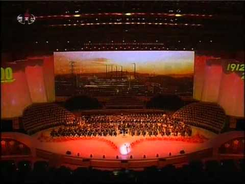 [Concert] A grand performance (April 16, 2012) {DPRK Music}