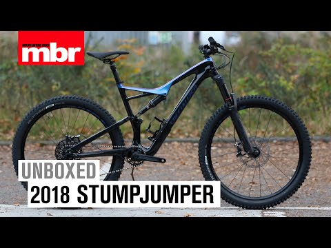 Specialized Stumpjumper 2018 | Unboxed | MBR - YouTube
