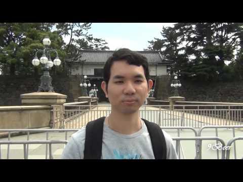 เที่ยวญี่ปุ่น พระราชวังอิมพีเรียล Around the Imperial Palace