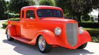 1936 Ford Pickup Street Rod For Sale