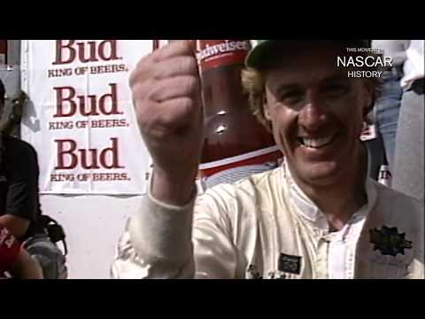 This Moment In NASCAR History: Rusty Wallace Closes Out Riverside In Style