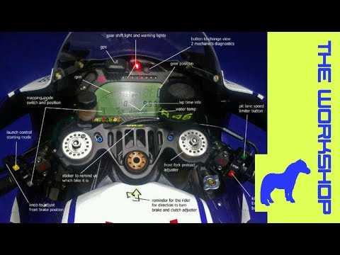 MotoGP Engine braking Controls - How & why