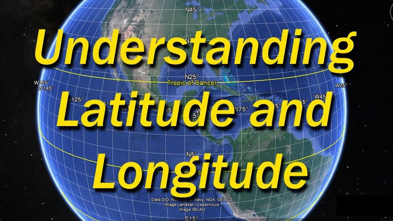 Introduction to Latitude and Longitude