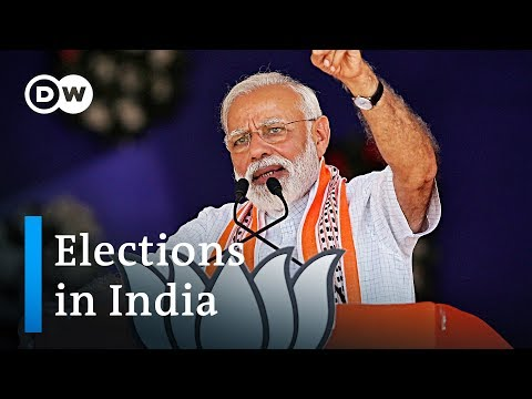 India 2019 elections: The key issues | DW News