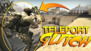 CS:GO - Spawn Teleport Glitch!
