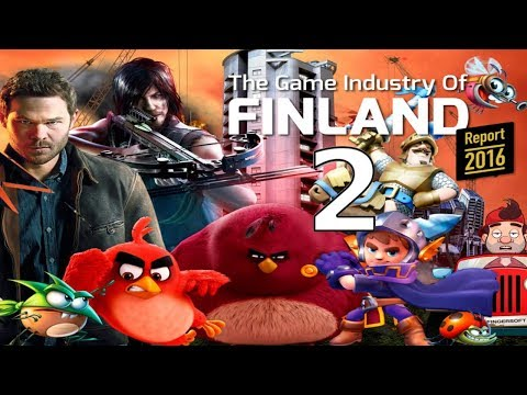 Games From Finland Part 2 - The Talent In The Finnish Game Industry