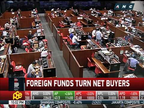 PSEi closes back above 6,800 in thin trade