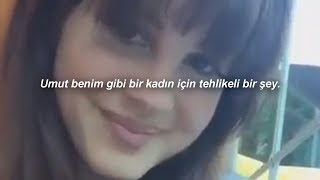 Baixar Lana Del Rey - hope is a dangerous thing for a woman like me to have - but i have it (Türkçe Çeviri)