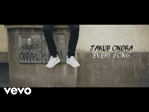 Jakub Ondra - Every Song (Lyric Video)