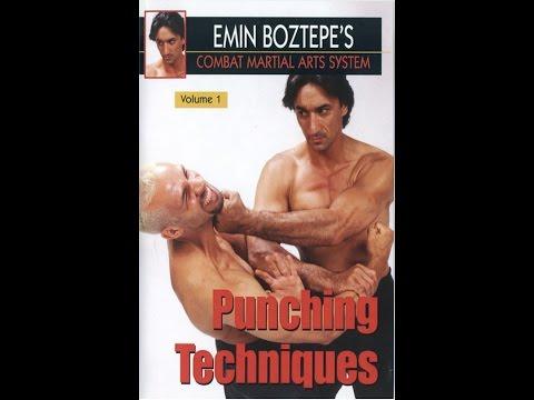 EMIN BOZTEPE PUNCHING TECHNIQUES
