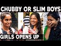 Girls About Their Future Husbands | Slim Boys Or Chubby Boys | #Nettv4u