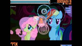 Let's fail Osu! - MLP:FIM - Pinkie Pie - Giggle at the Ghosty! [Normal]
