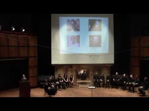 The British Choir: A Lecture Recital pt. 1