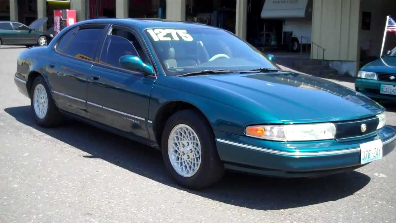 Ricks Auto Sales >> 1995 CHRYSLER LHS SOLD!!! - YouTube