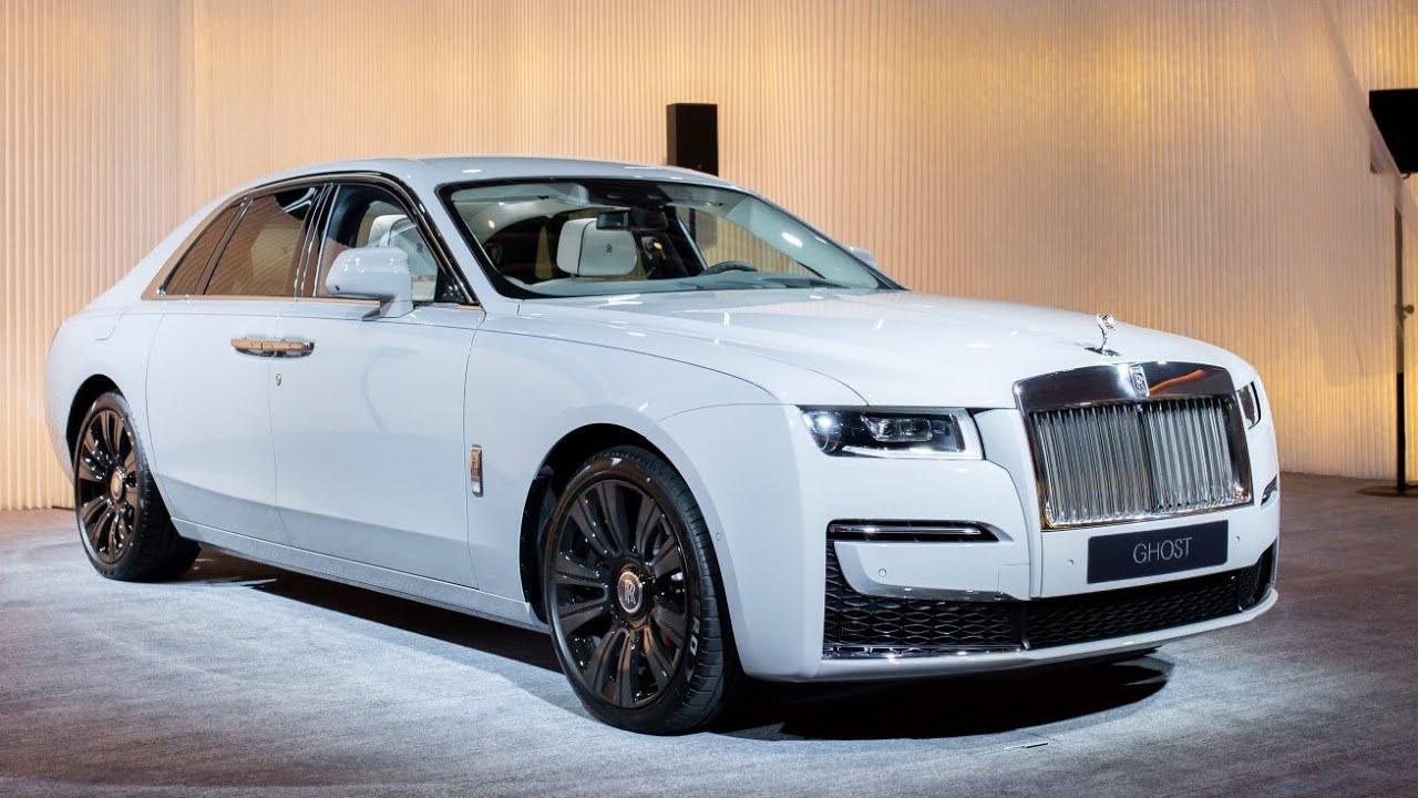 Rolls Royce Ghost 2021 الكشف عن رولز