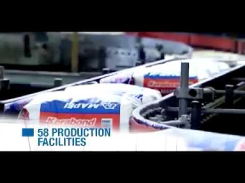 MAPEI Corporate Video