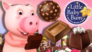 Little Baby Bum | Yum Yum! We Love Chocolates | Nursery Rhymes for Babies | Songs for Kids