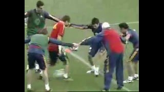 Funny Spanish National Football Team
