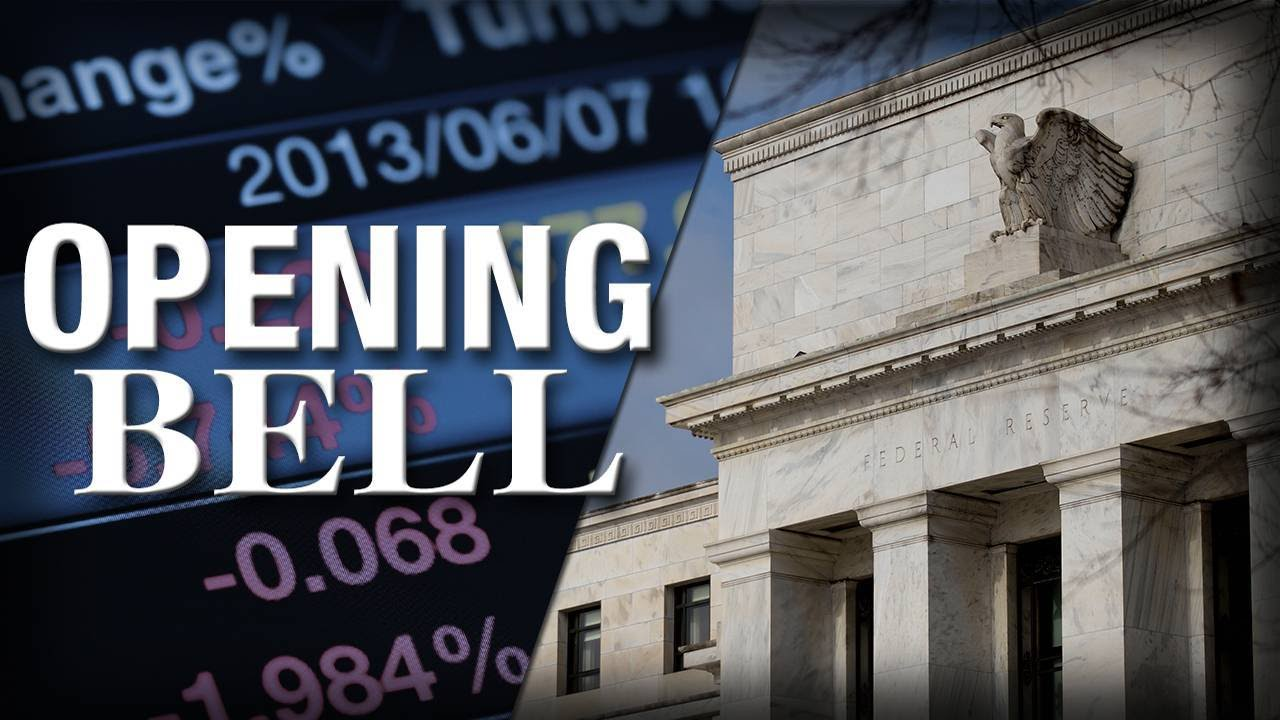 The Federal Reserve Begins Closely Watched Meeting, Stocks ...