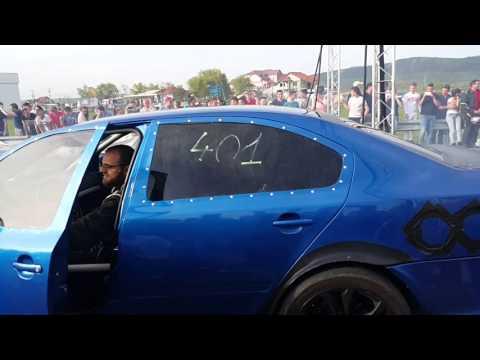 Finala Drag Racing Romania 17.04.2016 Dop Skoda Vs Opel Mig