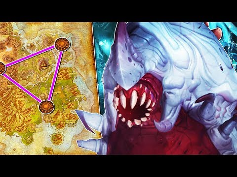 The Fake Old Gods And The New Undead: Secrets Of Uldir Unleashed In BfA