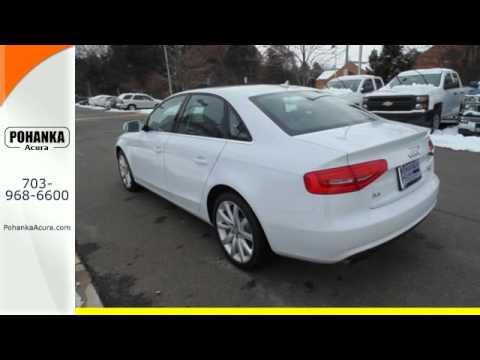 Audi A Bethesda Acura WashingtonDC MD AFBA SOLD - Audi bethesda