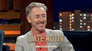 LATE MOTIV - V.O Alan Cumming. #Instinct I #LateMotiv570