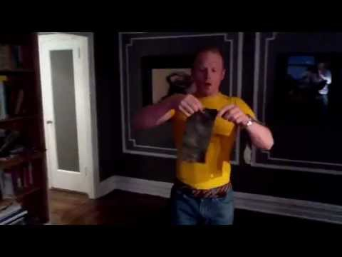 Bending bolts Chris Schoeck