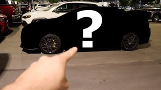 STRADMAN'S NEW CAR?!! (OMG...)